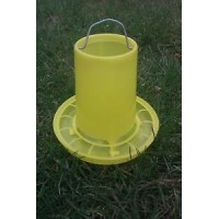 1kg Feeder for Poultry, Chickens, Chicks, Ducklings, Bantams, Pigeons or Quail