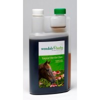 Wendals Herbs - Devils Claw Liquid For Horses x 1 Ltr