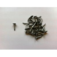 20 mm Galvanised Felt Nails for Chicken Huts, Dog Kennels, Garden Shed Roof