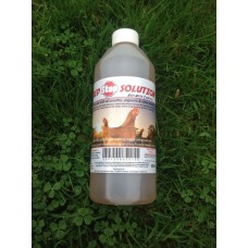 500ML RED STOP SOLUTION - RED MITE CONTROL FOR ALL BIRDS