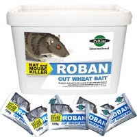 Roban Cut Wheat Bait 100g Sachets