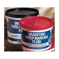 Bradford Sheep Marking Fluid 5 litre