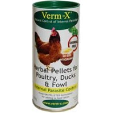 250g Verm-X Poultry, Ducks & Fowl Wormer