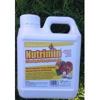 Nutrimin Cider Apple Vinegar & Garlic 1 ltr