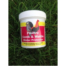 Battles Poultry Comb & Wattle Winter Protector
