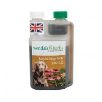 Wendals Herbs Dog Liquid Stop Itch